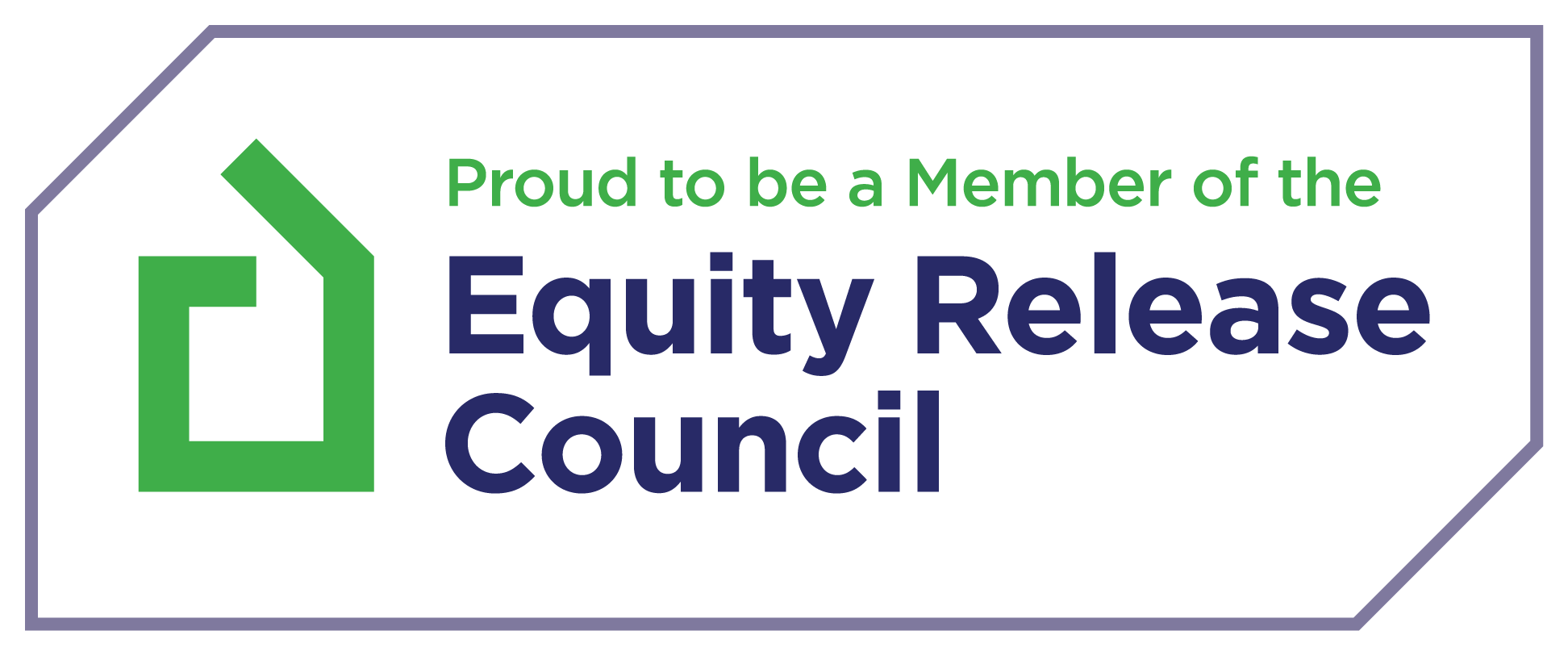 Proud to be a member of the Equity Release Council logo